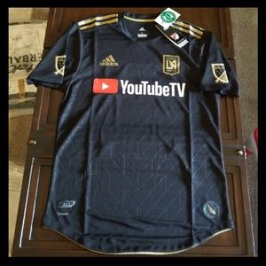 ADIDAS LAFC PLAYER'S EDITION JERSEY